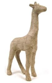 Kraft giraffe papier maché