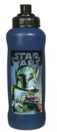 Star Wars drinkfles blauw