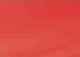 Kraftpapier rood 3m x 70cm (9069)