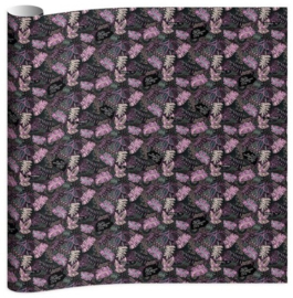 O'Neill girls kaftpapier black/pink (2885)