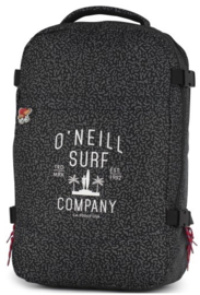 O'Neill boys rugzak zwart middel (4725)
