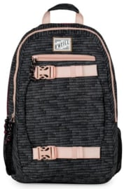 O'Neill girls rugzak black middel (0902)