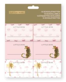 Little Diva etiketten (9261)