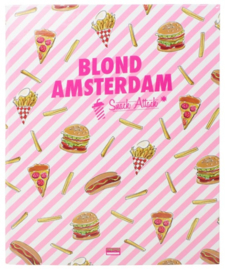 Blond Amsterdam ringband 23r snack (8518)