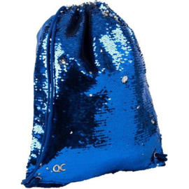 Quattro Colori Sparkle Zwemtas donkerblauw (4741)