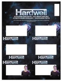 Hardwell schooletiketten (6004)
