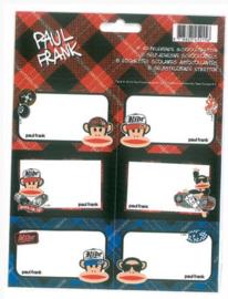 Paul Frank boy's etiketten (2156)