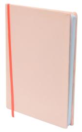 Dresz rekbaar kaft pink A4 VOORDEELPAK 6x