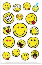 Smiley World stickervellen emoticon (6934)