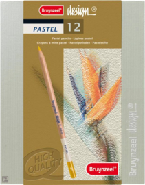 Bruynzeel twinpoint kleurpotloden 12st (0970)