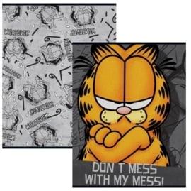 Garfield boy's A5 schriften
