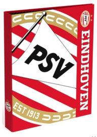 PSV ringband 23r rood/wit (3142)