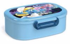 Smurfen lunchbox (4624)