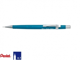Pentel P207 0,7mm vulpotlood blauw