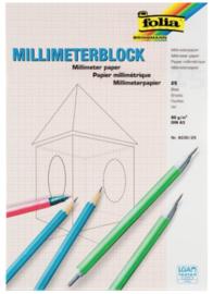 Folia millimeterblok A3