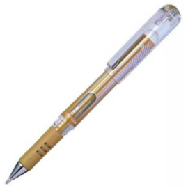 Gelpen goud metallic permanent (3694)