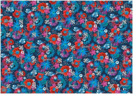 New York Yankees kaftpapier flowers (6690)