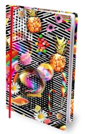 Dresz rekbaar kaft candy A4 (7568)