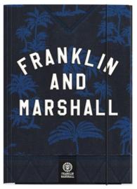 Franklin & Marshall boy's A4 elastomap