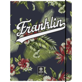 Franklin & Marshall boys A4 elastomap (3147)