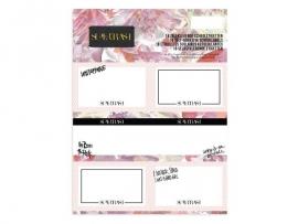 Supertrash etiketten roze (6620)