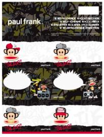 Paul Frank boy's etiketten zwart (8215)