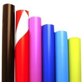 Kaftfolie gekleurd 5mtr (7123)