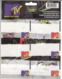 MTV etiketten (0909)