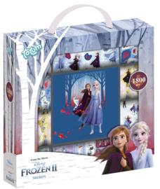 Frozen sticker box (0715)