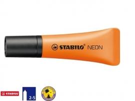 Stabilo markeerstift tube neon oranje (1135)