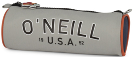 O'Neill boy's etui text grijs rond (4305)