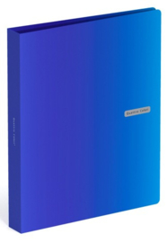 Quattro Colori 4r ringband donkerblauw (2207)