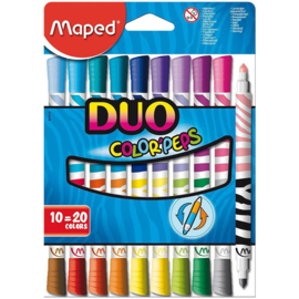 Maped color'peps duo color stiften