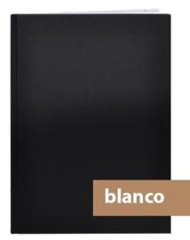 Kraft dummyboek A4 mat zwart (3852)