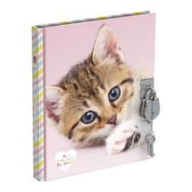 My favourite friends dagboek kat (6554)