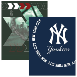 New York Yankees boys A5 schriften City (0902)