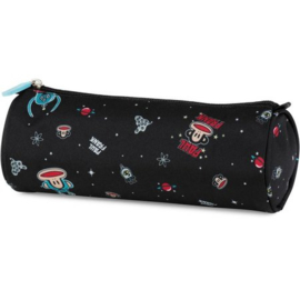 Paul Frank Boys etui zwart space rond (1152)