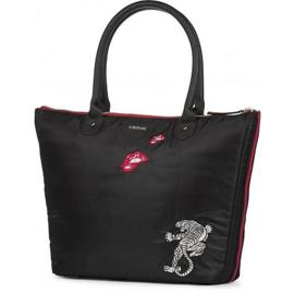 Supertrash shopper tiger black