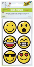 24 Emoji stickers (0932)