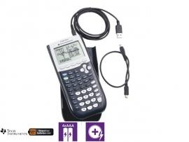 Texas TI-34 PLUS incl. USB link