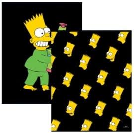 The Simpsons schrift A5 schriften (3635)