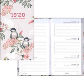 Brepols agenda kolibrie 2019-2020 (8849)