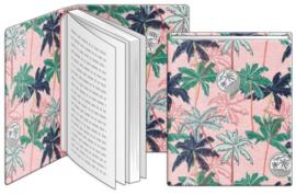 Dresz O'Neill rekbaar boekenkaft palmbomen A4 (6974)