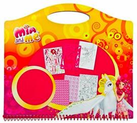 Mia and Me fashion designer set 34-delig (1032)