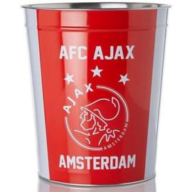 Ajax Amsterdam prullenmand  (1382)