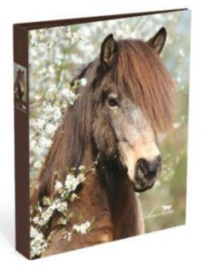 Amazone ringband 23r bruin paard (3074)