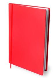 Dresz rekbaar kaft red A4 (7249)