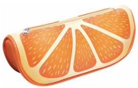 Fruit etui kunstleer sinaasappel (2330)