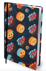 Rekbare kaft Emoji 100