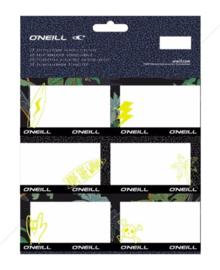 O'Neill boys etiketten (3802)